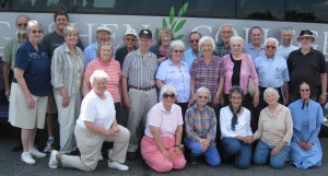 Centennial Farm Tour Group