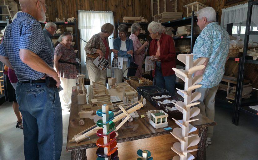 LaGrange County Amish Field Trip